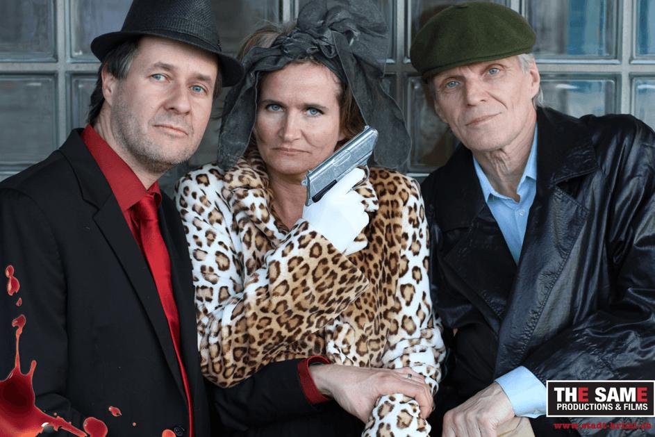 Schauspieler bei dem Krimi Weekend: Der Fluch des roten Diamanten