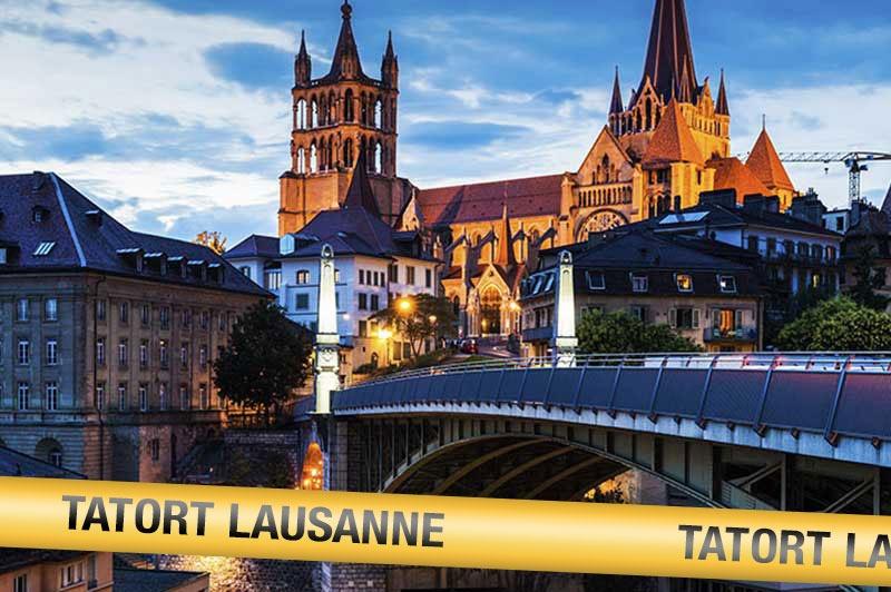 Krimidinner Tatort Lausanne