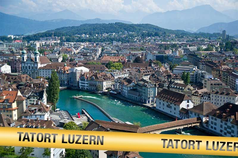 Krimidinner Tatort Luzern