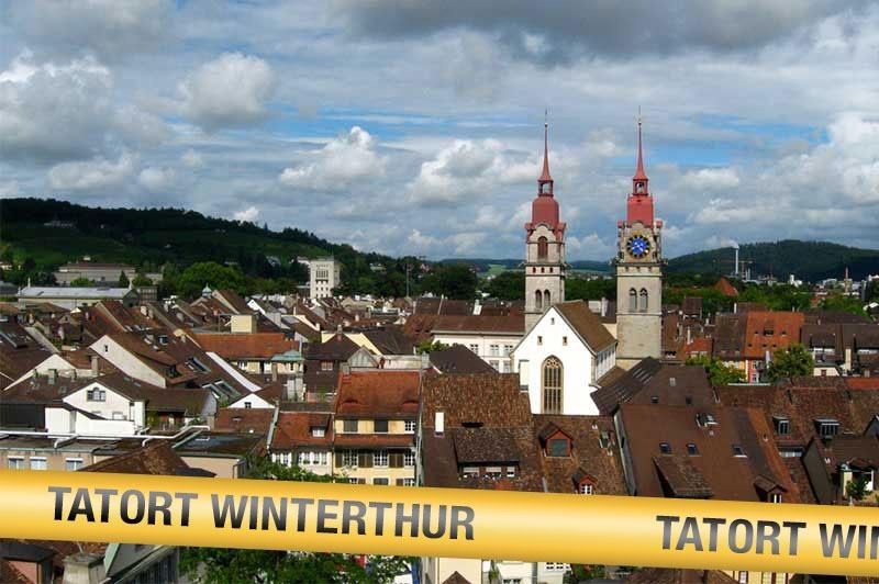 Krimidinner Tatort Winterthur