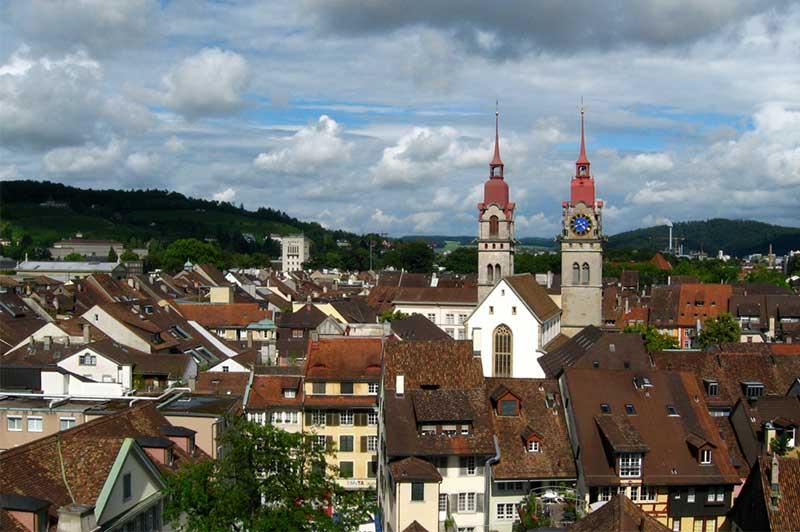 Winterthur Bild von Stadt