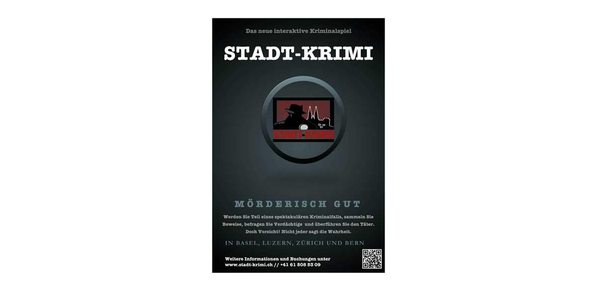 Das Stadt-Krimi Plakat