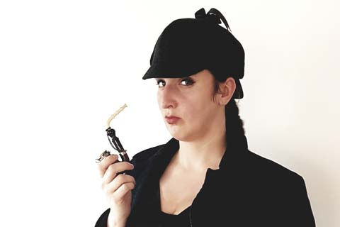 Krimidinner-Sherlock Holmes Fall