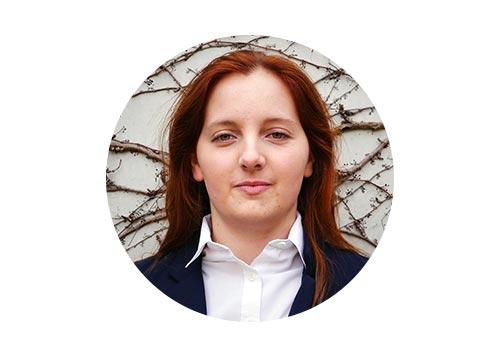 Portrait von Melanie Green