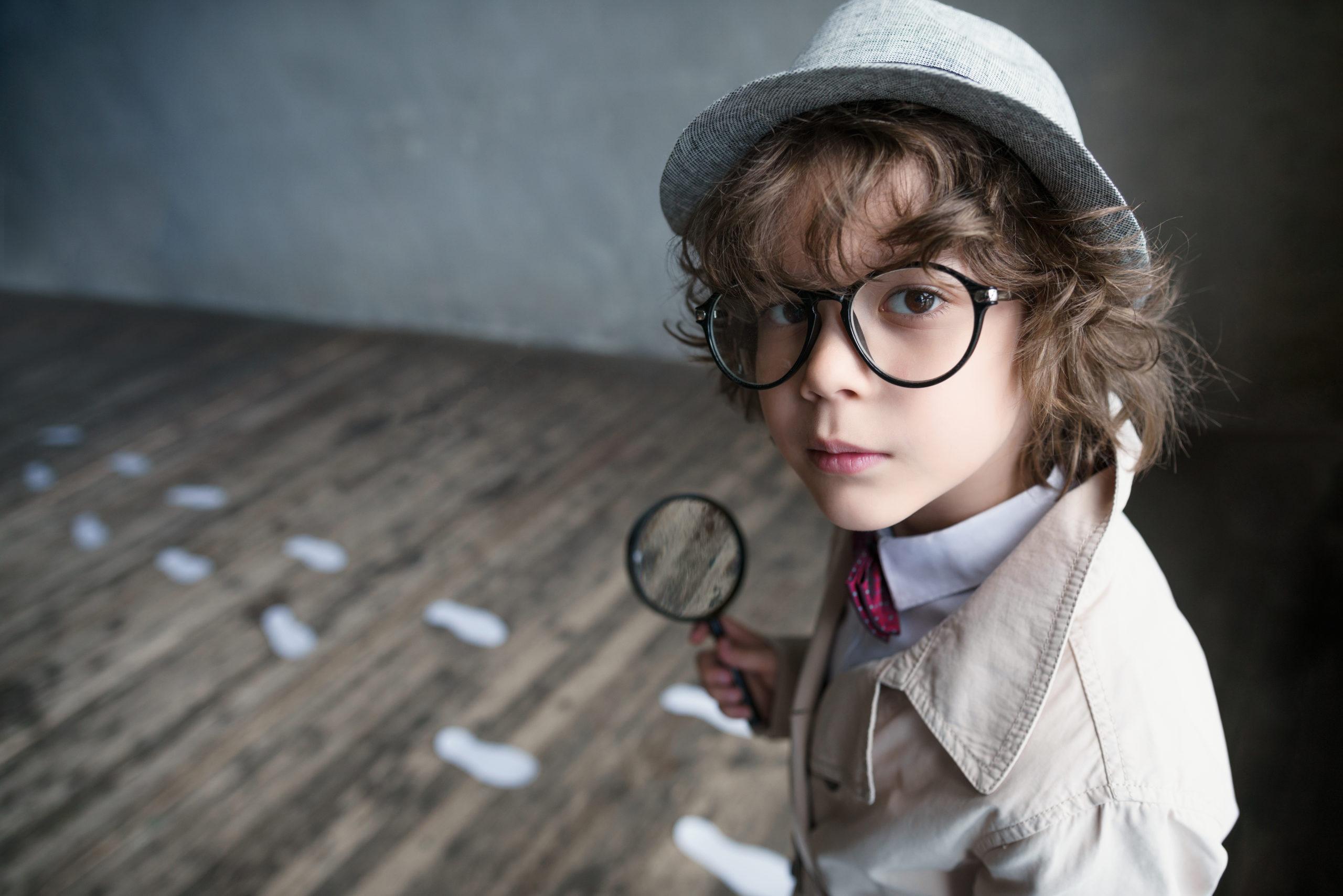 Kids Detective Club