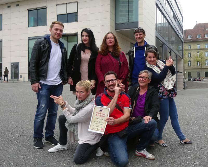 Stadtkrimi-Team