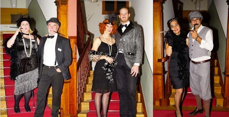 KrimiBox Mafia Party Gäste