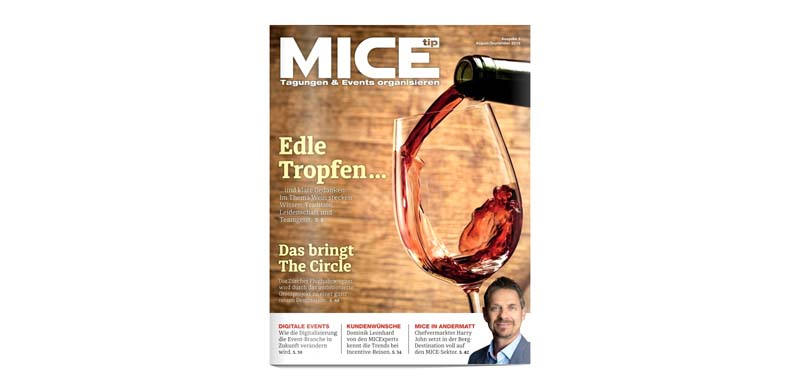 Mice Magazin Titelbild