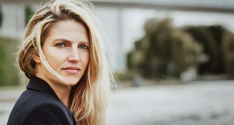 Nathalie Sameli Portrait Fotograf