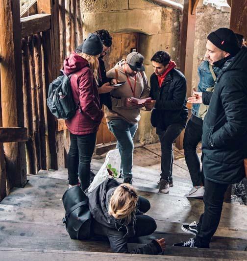 Team am ermitteln Stadtkrimi