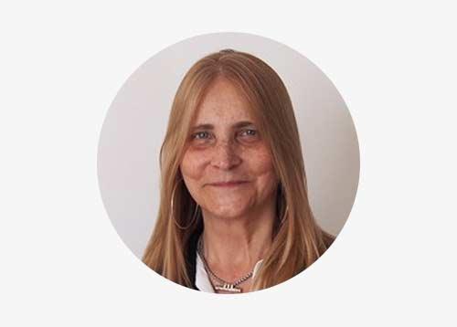 Portrait der The-Same Mitarbeiterin Maria Goussetis