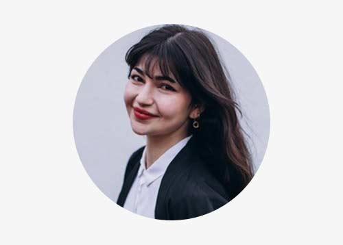 Portrait der The-Same Mitarbeiterin Mehtap Oezkan
