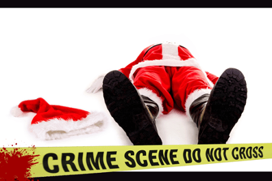 The Same Krimi Weihnachtsevents